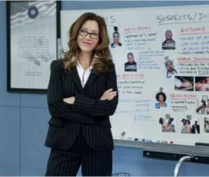 Major Crimes saison 2 : LeCapitaine Sharon Raydor face à son ex-mari