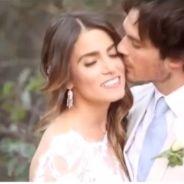 Ian Somerhalder et Nikki Reed : une vidéo de leur mariage dévoilée sur Instagram