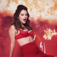 Katharine McPhee (Scorpion) sexy en lingerie pour son retour musical