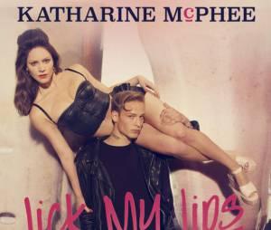Katharine McPhee : la pochette de son single Lick My Lips