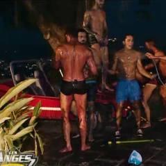 Les Anges 7 : Thibault, Raphaël, Eddy... torses nus pour un car-wash sexy et délirant