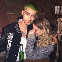 Zayn Malik change de look : des cheveux verts pour l'ex One Direction
