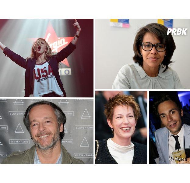 Enora Malgré, Jean-Michel Maire, Audrey Pulvar... les animateurs, animatrices les plus agaçants de la télé