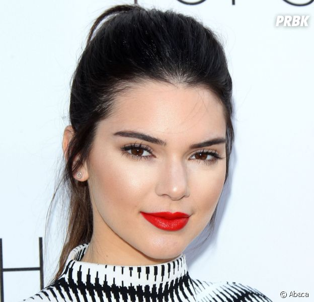 Kendall Jenner, mannequin star de la famille Kardashian