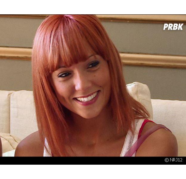 Barbara (Les Anges 7) avec les cheveux oranges