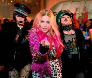 Madonna : Bitch I'm Madonna, le nouveau clip de la madonne