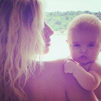 Stéphanie Clerbois (Secret Story) : vacances en Croatie avec son adorable bébé Lyam