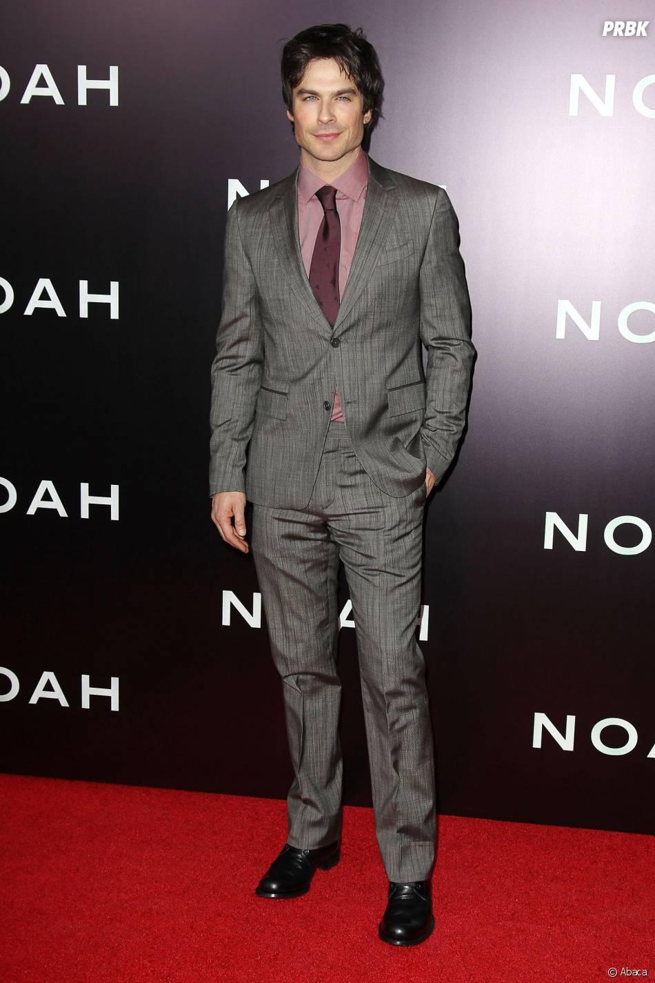 Ian Somerhalder à l'avant-première de Noé, le 26 mars 20147
