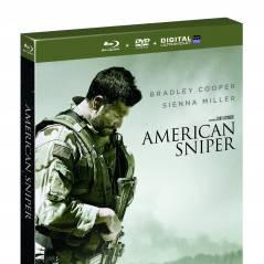 American Sniper : Bradley Cooper débarque en DVD