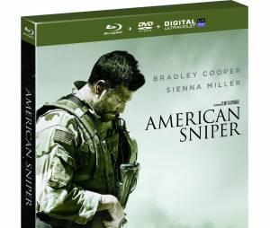 American Sniper : Bradly Cooper débarque en DVD