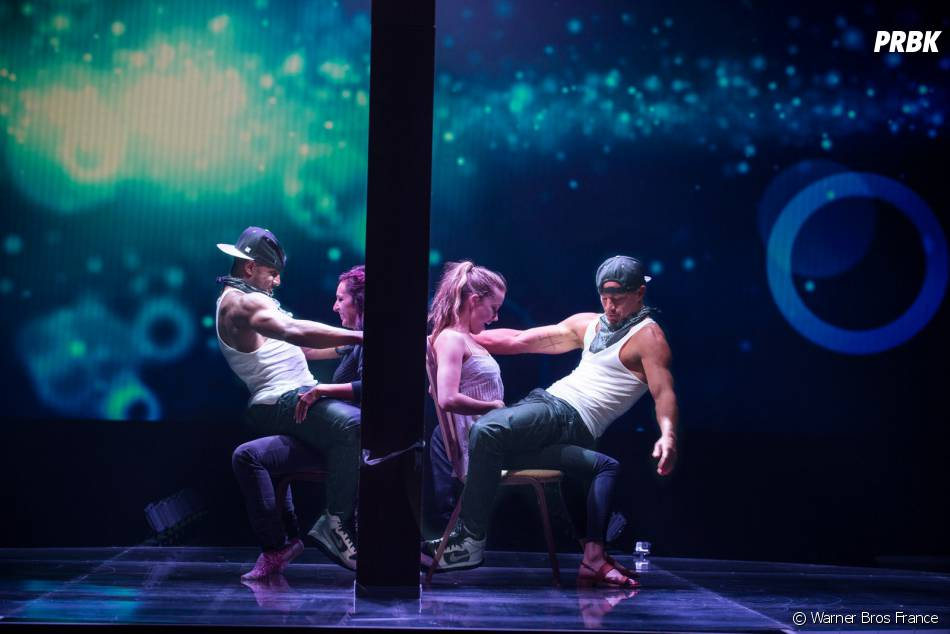 Magic Mike XXL : Amber Heard et Channing Tatum pour un lap-dance inoubliable