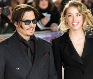 Amber Heard est mariée à Johnny Depp