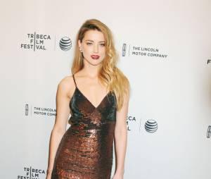 Amber Heard est une vraie bombe