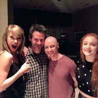 Taylor Swift dans X-Men : Apocalypse ? Photo complice avec les mutants du film