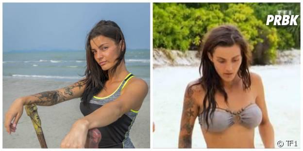 Jessica (Koh Lanta 2015) : des kilos en moins pour l'aventurière