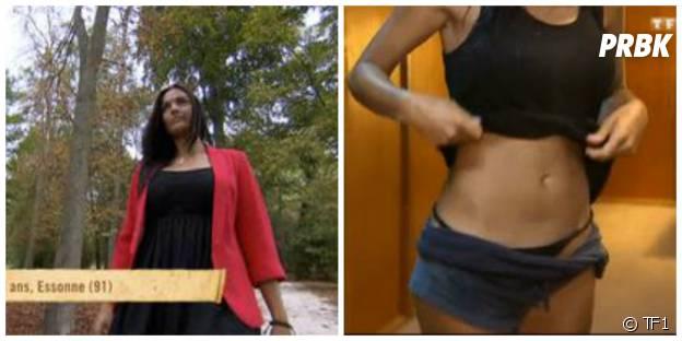 Jessica (Koh Lanta 2015) : ventre ultra plat pour l'aventurière