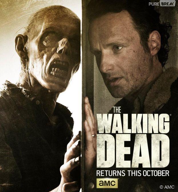 The Walking Dead saison 6 : Rick prêt à trouver l'amour ?