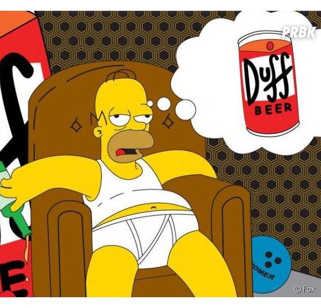 Les Simpson : la bière Duff officielle bientôt en vente !