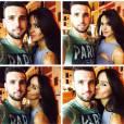 Leila Ben Khalifa et Aymeric Bonnery amoureux sur Instagram