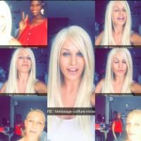 Adixia (Les Ch'tis VS Les Marseillais) en mode Barbie : découvrez sa nouvelle coupe de cheveux