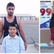 Un enfant demande à un adulte de lui acheter de l'alcool : une expérience sociale choquante
