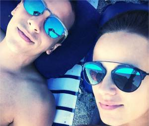 Grégoire Lyonnet rassure ses fans sur Instagram avec Alizée