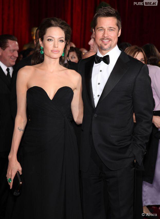 Angeline Jolie et Brad Pitt seraient de mauvais voisins