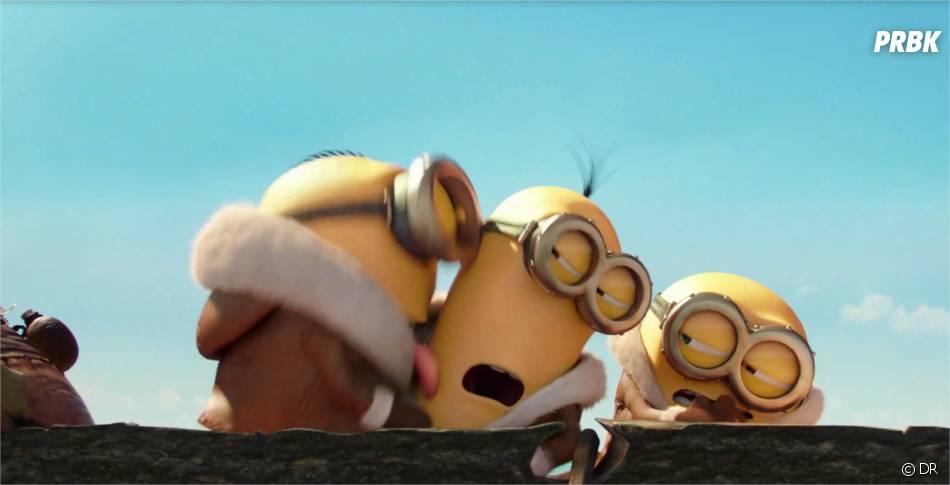 Les Minions : Kevin, Bob et Stuart dans la bande-annonce