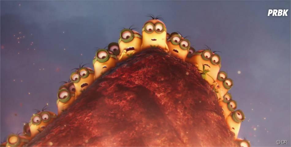 Les Minions à la recherche d'un grand méchant dans la bande-annonce