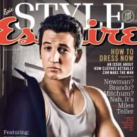 """Miles Teller (Les 4 Fantastiques) : qualifié de """"c*nnard"""" par Esquire, il s'énerve sur Twitter"""