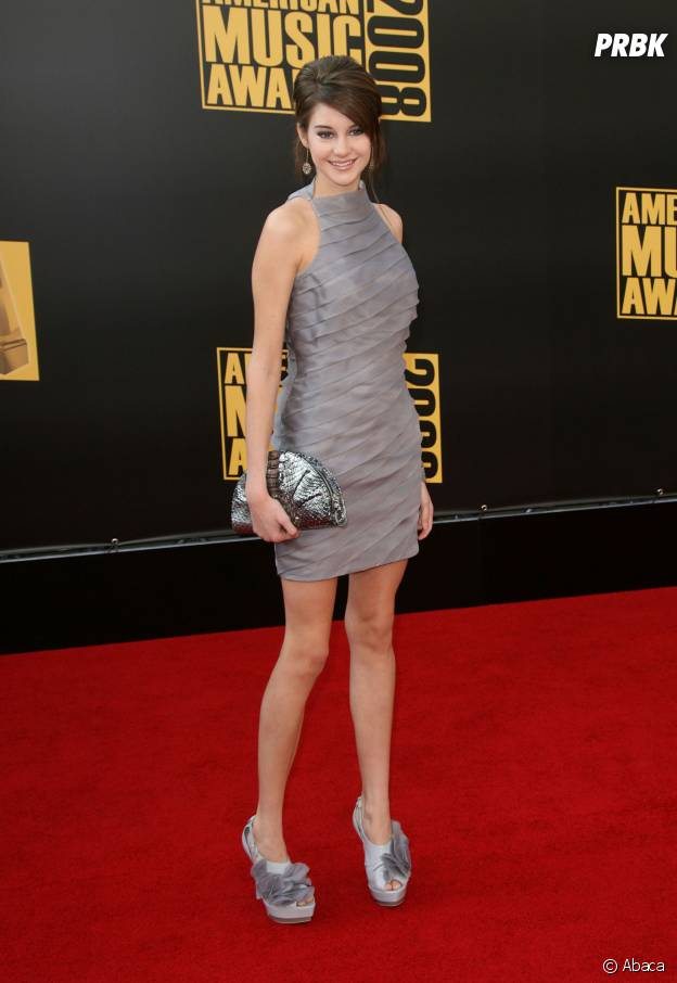 Shailene Woodley : l'évolution de la star de Divergente