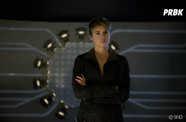 Shailene Woodley dans Divergente 2