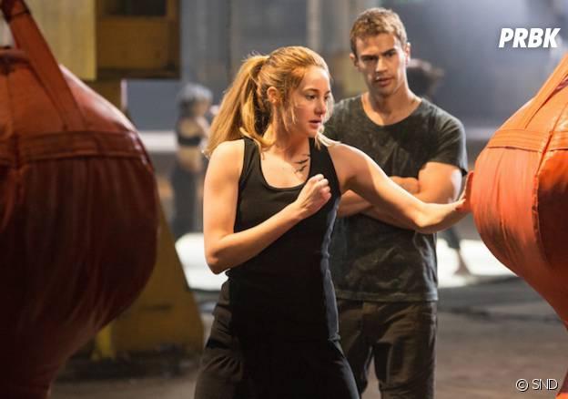 Shailene Woodley dans Divergente