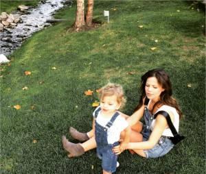 Tammin Sursok (Pretty Little Liars ) : sa fille Phoenix star d'Instagram