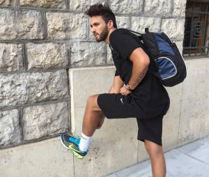 Thomas Vergara dévoile ses nouveaux cheveux sur Instagram
