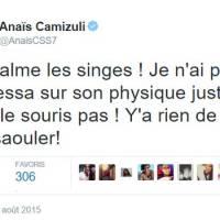 """Anaïs Camizuli clashe violemment Vanessa (Secret Story 9) : """"Toujours une tête de c*n"""""""