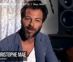 Christophe Maé : le secret de son succès ? Un anglais épouvantable
