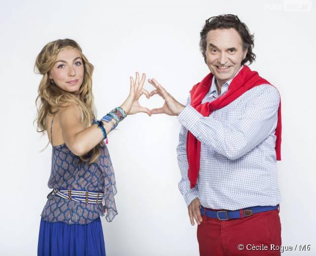 Scènes de ménages : qui sont Amélie Etasse et Grégoire Bonnet aka Camille et Philippe, le nouveau couple ?