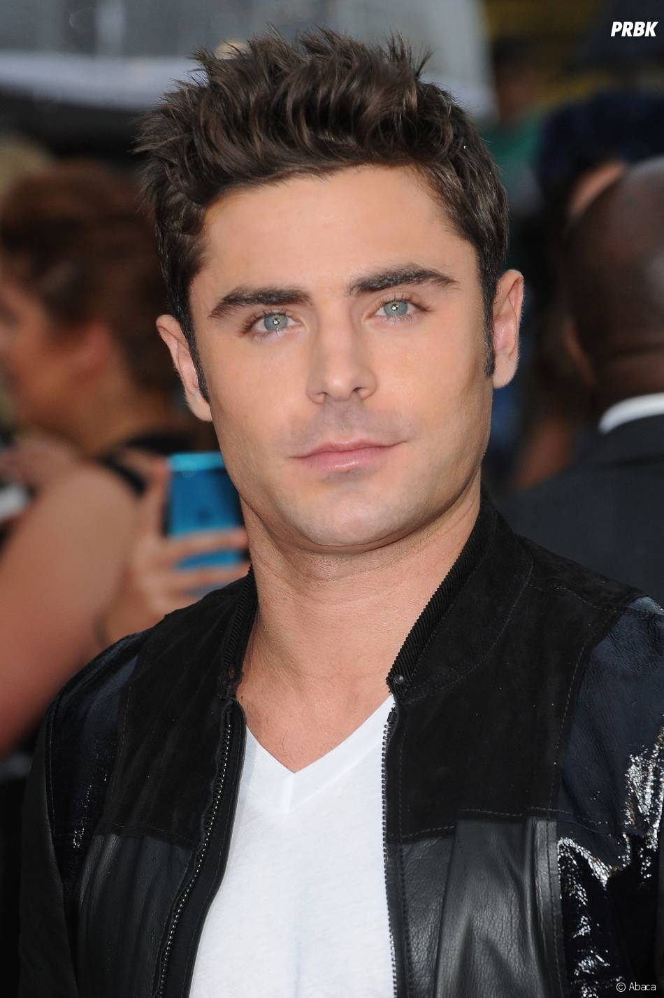Zac Efron sur le tapis rouge de l'avant-première du film We Are Your Friends à Londres, le 11 août 2015