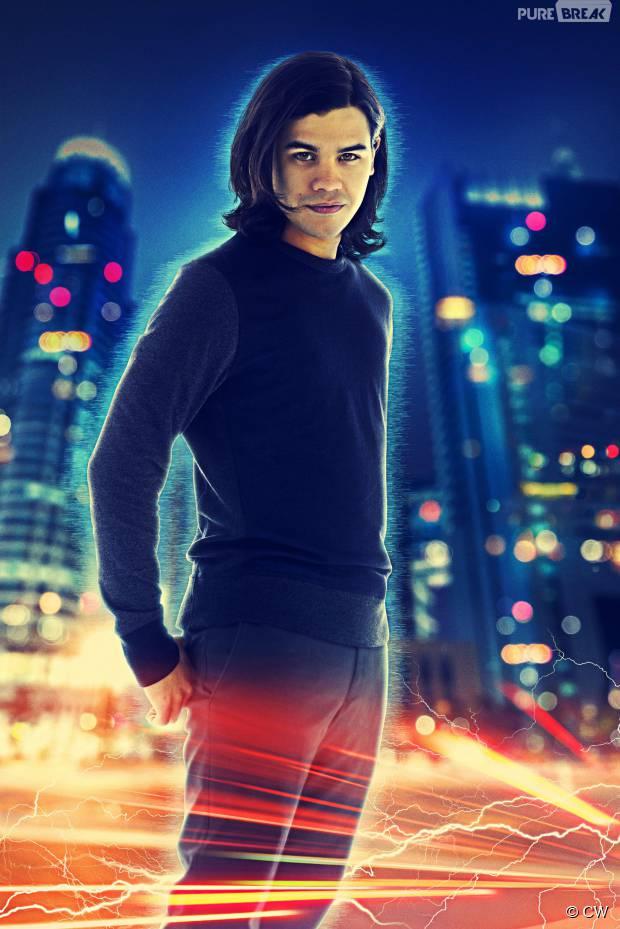 The Flash saison 1 : qui est Carlos Valdes, l'interprète de Cisco ?