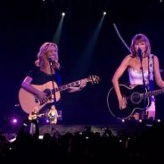 "Taylor Swift reprend ""Tu pues le chat"" avec Phoebe de Friends"