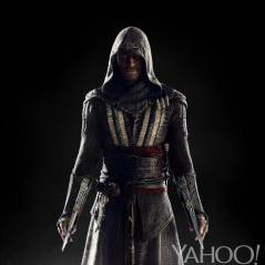 Michael Fassbender dévoile son costume pour le film Assassin's Creed