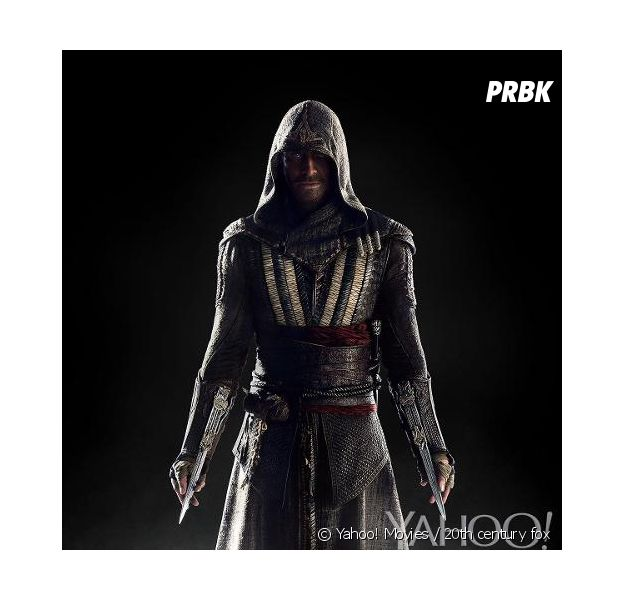 Michael Fassbender dévoile son costume pour Assassin's Creed