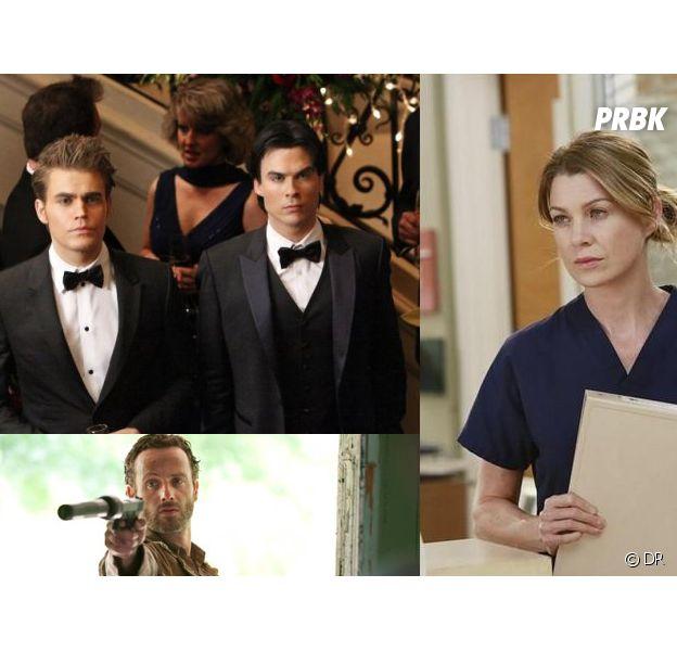 The Vampire Diaries saison 7, Grey's Anatomy saison 12... toutes les dates de rentrée des séries US