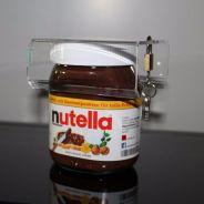Le cadenas spécial pot de Nutella : à bas les voleurs de pâte à tartiner !