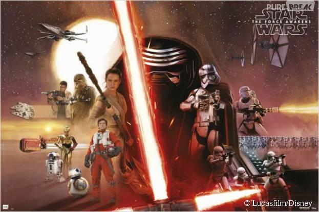 Star Wars 7 en salles françaises le 16 décembre 2015