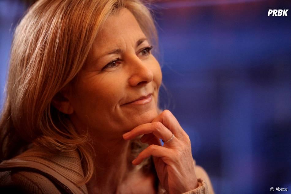 Claire Chazal débarqué des JT du week-end par TF1 à la rentrée de septembre 2015