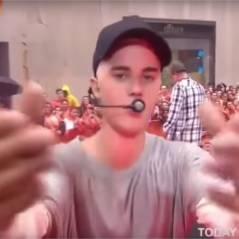 Justin Bieber : en plein direct, il s'en prend au réalisateur d'une émission