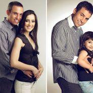 Veuf, il recrée avec sa fille de 2 ans les plus beaux clichés de lui avec sa femme