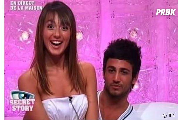 Alexandra et Cyril en couple dans Secret Story 2